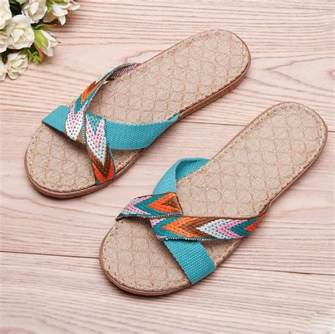 womens summer house slippers 17 best images about house slippers on pinterest cartoon shoes women and men and women