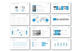 powerpoint it templates a modern and clean business powerpoint template