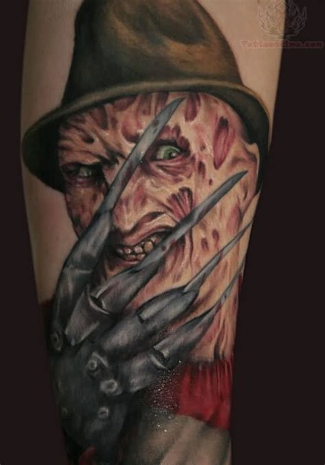 freddy krueger tattoo freddy krueger images designs