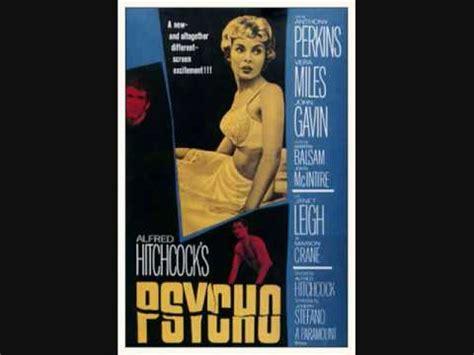 Themes In The Film Psycho | bernard herrmann psycho theme youtube