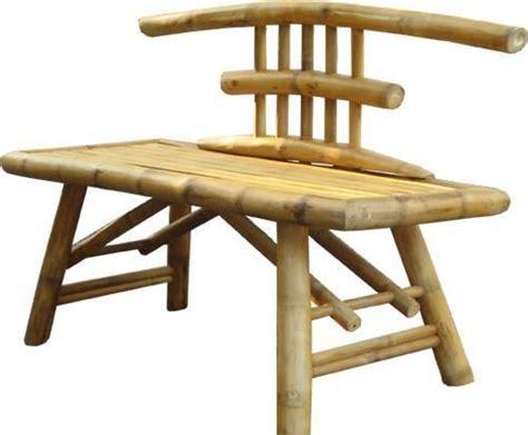 Kursi Bambu contoh kursi bambu yang keren kerajinan keren