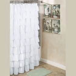 curtains give your bathroom perfect look with fancy