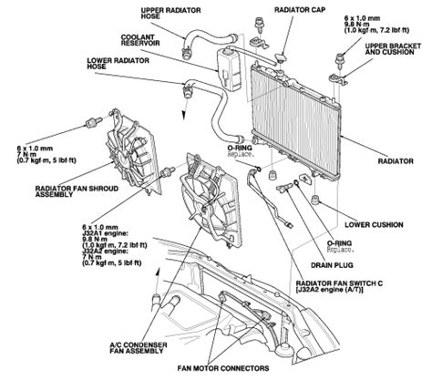 diagram of how a 1999 acura nsx transmission is removed how to remove the crossmember for a diagram of how a 1999 acura nsx transmission is removed 1999 acura nsx serpentine belt