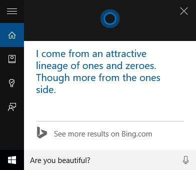 cortana can you show me the real heaven top 94 funniest cortana commands and questions for when