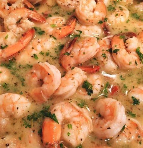shrimp scampi olive garden
