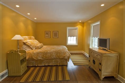 Yellow Painted Bedrooms by Para Sempre Ideias De Decora 231 227 O Quarto Amarelo
