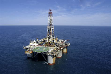 offshore drilling boats oil gas rig platform ocean sea ship boat 1orig wallpaper