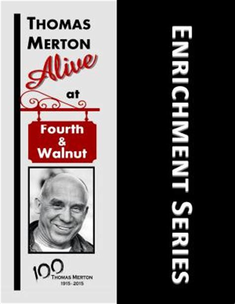 The Are Alive For A Fourth Season by Enrichment Series Merton Alive At Fourth Walnut