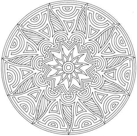 difficult geometric coloring pages geometric coloring pages for adults printable geometric