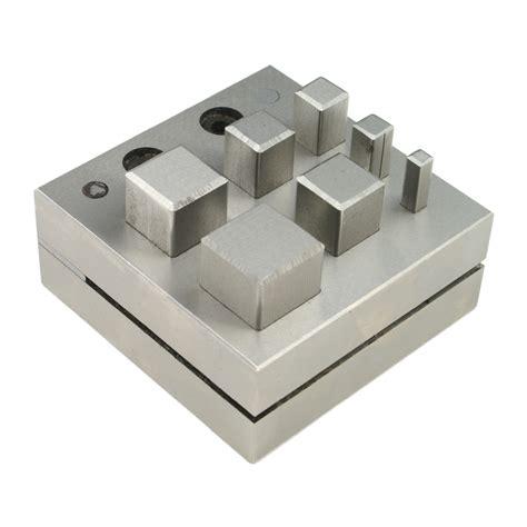 Cutter Square square disc cutter jewelry cutting tool for