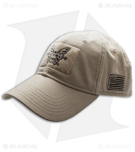 coyote tactical hat benchmade knives tactical coyote hat velcro patch