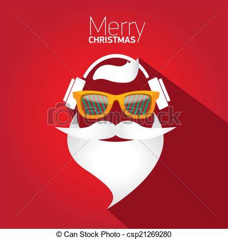 imagenes hipster navidad vector de tarjeta cartel saludo hipster alegre