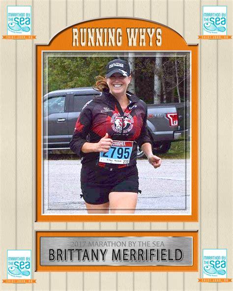 running whys brittany merrifield marathon