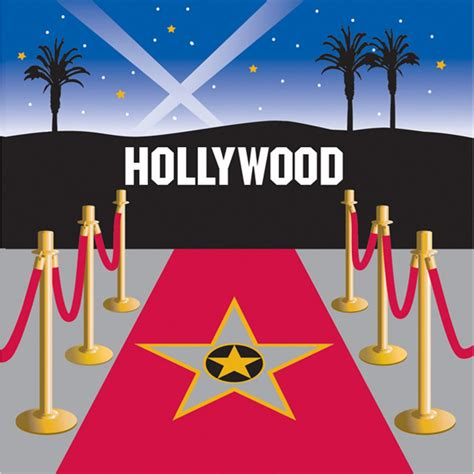 hollywood themed party uk hollywood party napkins from all you need to party uk