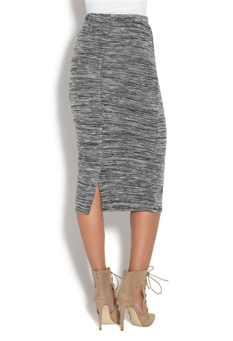 knit skirt sweater knit midi skirt shoedazzle