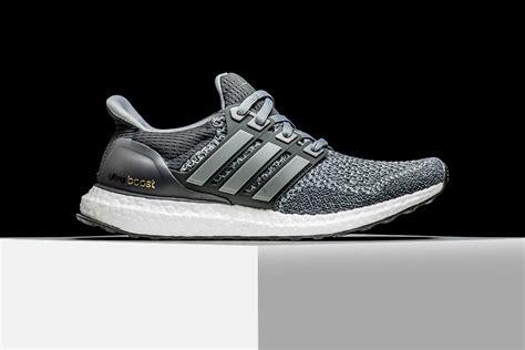 Sepatu Adidas Ultra Boost Ultraboost Primeknit Grey Silver Abu adidas ultra boost ltd mystery grey hypebeast