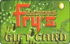Fry Electronics Gift Card - gift card fry s electronics fry s electronics united states of america fry s col