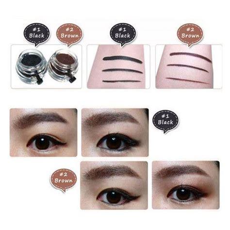 Eyeliner Skinfood skin food choco smoky waterproof eyeline jam gel eyeliner