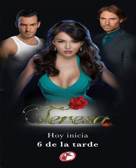 pin by dragana trifkovic on telenovelas pinterest teresa capitulos completos telenovelas pinterest