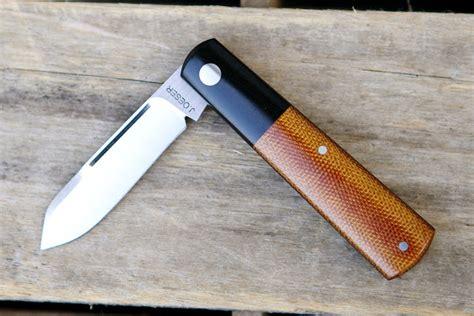 shadow pattern slip joint knife j oeser knives