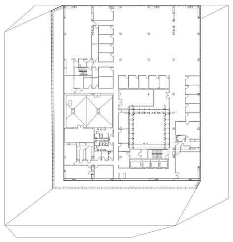 seattle public library floor plans gallery of seattle central library oma lmn 51