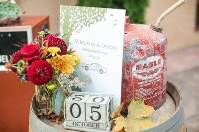 ideas for a mechanic automotive theme wedding weddings planning do it yourself style and