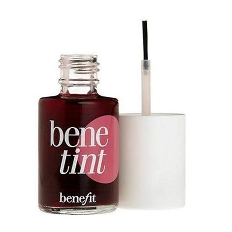 Benefit Cosmetics Best Tints 4ever 1 benefit lip and cheek tint products