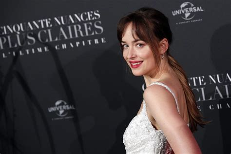Records Dakota Fifty Shades Could Ve Broken Records Dakota Johnson The New Indian Express