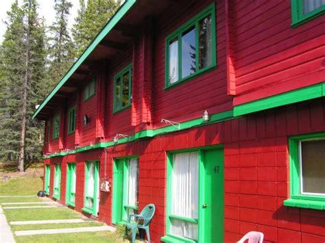 Miette Cabins by Miette Springs Resort Jasper Alberta Resort