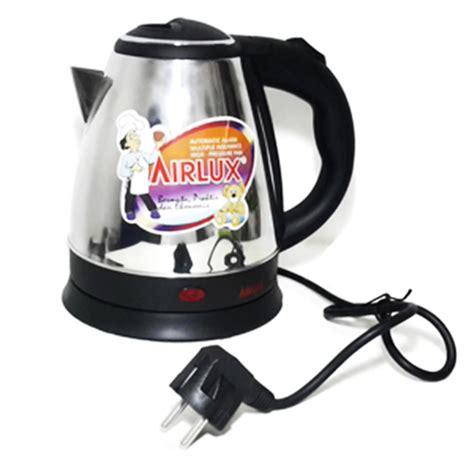 Teko Listrik 2 Liter jual teko listrik airlux 1 5 liter ke 8150 murah harga