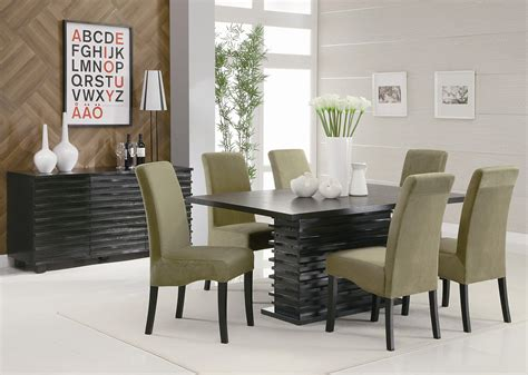 modern dining room sets for 6 lovely contemporary dining room sets for 6 light of