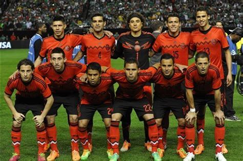 mexico national soccer team 2014 mexico 2014 fifa world cup squad player by player guide