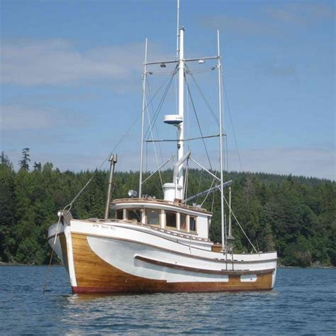 fishing boat blue book 43 best salmon trollers images on pinterest