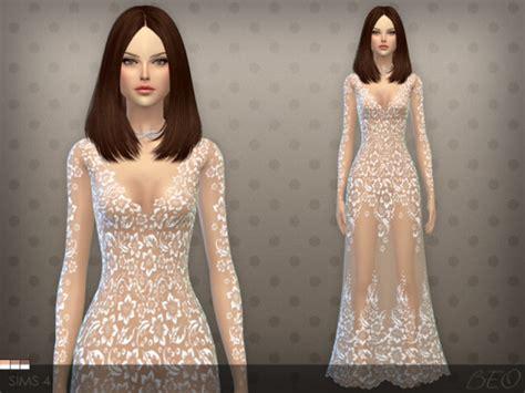 Longdress Cc dresses sims 4 nexus