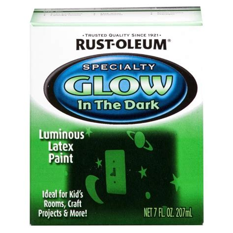 glow in the paint b and q shop rust oleum luminous green flat glow in the water