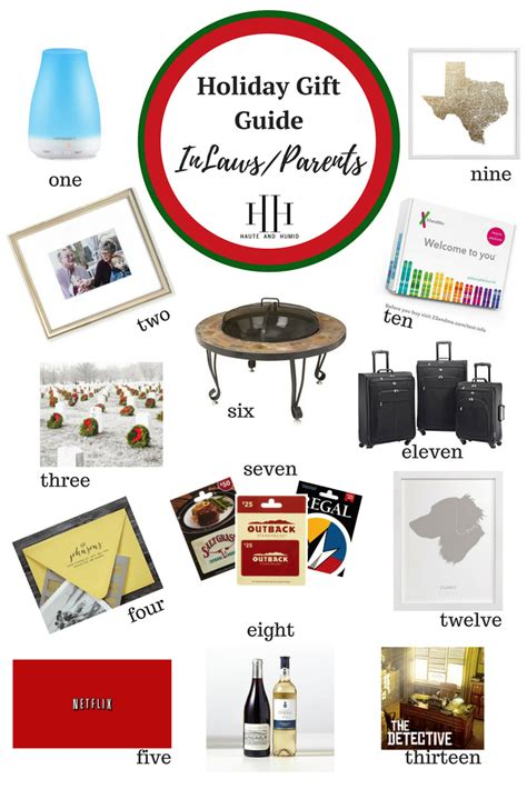 Haute Gift Guide Fashionable For 50 Or Less by Gifts For The Inlaws 100 Images Gift Guide For Parents