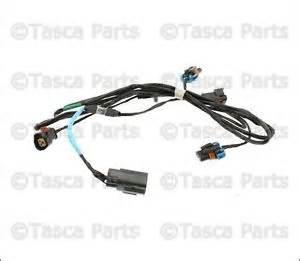 new oem mopar fog light wiring harness 2005 2007 2009 10 chrysler 300 5059136ab ebay