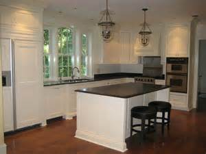 white cabinets with chunky crown moulding and huge window over sink kitchen pinterest
