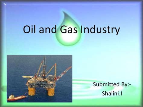 powerpoint themes oil and gas oil and gas industry ppt