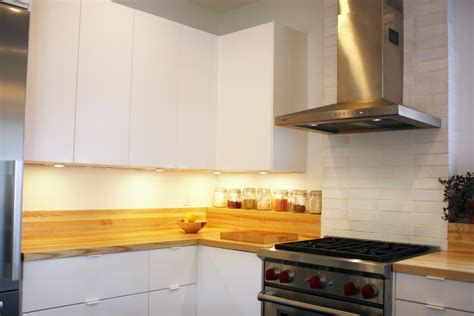 get a custom ikea kitchen with a built in hutch can you tell it s an ikea kitchen