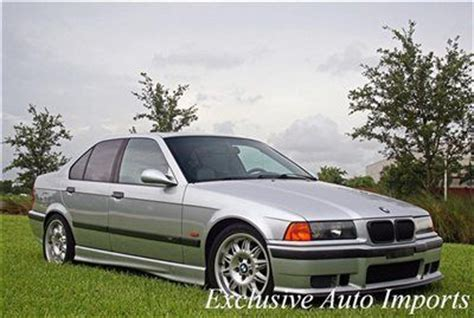 car manuals free online 1997 bmw m3 auto manual purchase used 1997 bmw e36 m3 sedan arctic silver 5 speed manual upgrades recent service rare