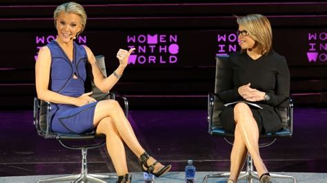 katie couric fox the stunning transformation of megyn kelly