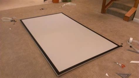 projection screen diy discover and save creative ideas