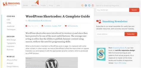 wordpress tutorial guide 11 creative wordpress tutorials for designers 85ideas com