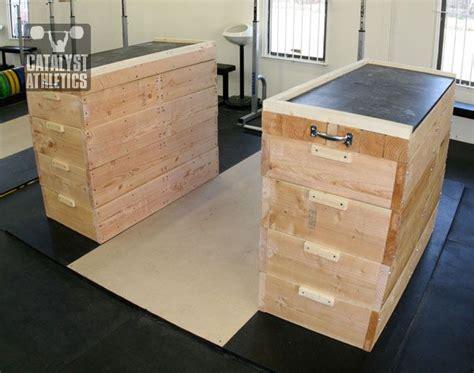 plyo box template block building tutorial by greg everett equipment