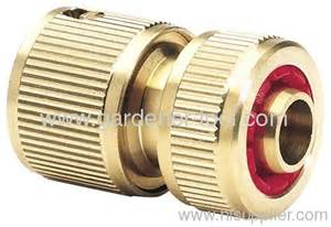 Garden Hose Repair 5 8 Quot Brass Hose Repair Connector Without Water Stop