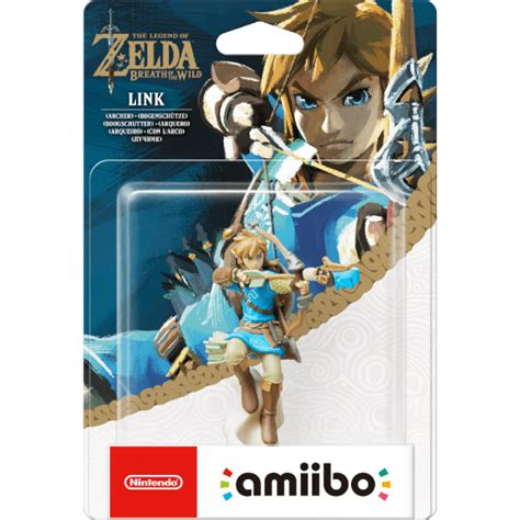 Amiibo Revali The Legend Of Breath Of The link archer amiibo the legend of breath of the collection nintendo official uk