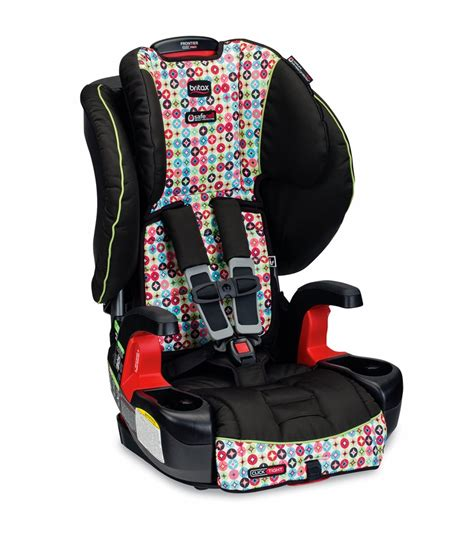 britax car seat frontier britax frontier clicktight booster car seat kaleidoscope