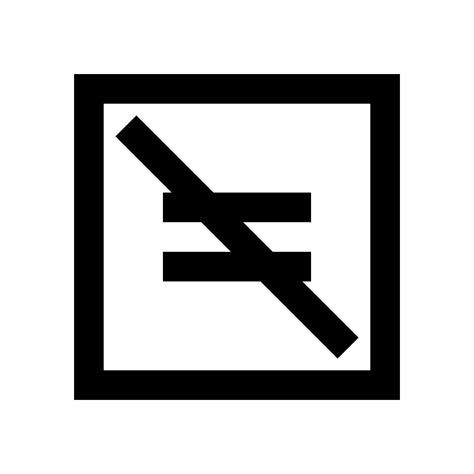 not equal not equal 2 icon free at icons8