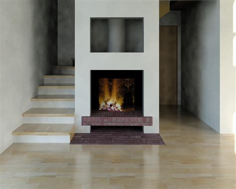 Revit Fireplace by Rendering For A Fireplace In Revit Autodesk Community